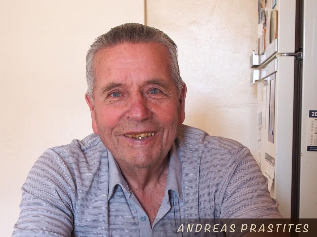 Andreas-Prastites