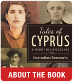 Tales Of Cyprus about the book